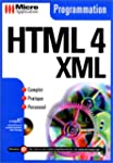 Programmation en HTML 4, XML