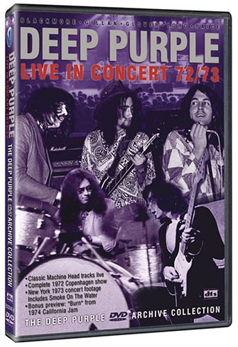 Deep Purple: Live in Concert 72/73