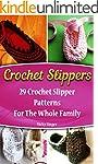 Crochet Slippers: 29 Crochet Slipper...