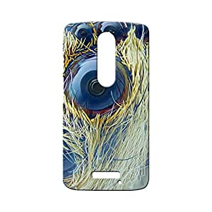 BLUEDIO Designer Printed Back case cover for Motorola Moto X3 (3rd Generation) - G7410