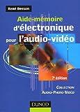 echange, troc René Besson - Aide-mémoire d'électronique pour l'audio-vidéo