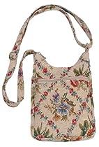 Miles Kimball Tapestry Shoulder Bag