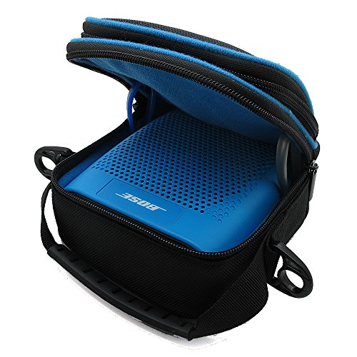 co2CREA(TM) for Bose Soundlink Color Wireless Bluetooth Speaker Semi-Hard EVA Carrying Travel Storage Case Bag bose soundlink bluetooth speaker iii