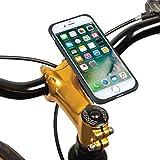 TiGRA Sport iPhone7 Plus 自転車 バイク ホルダー スマホ MountCase for iPhone7 Plus【簡単2タッチで着脱】