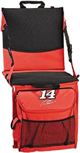 Nascar Tony Stewart 14 Cooler Cushion With Seat Back by BSI