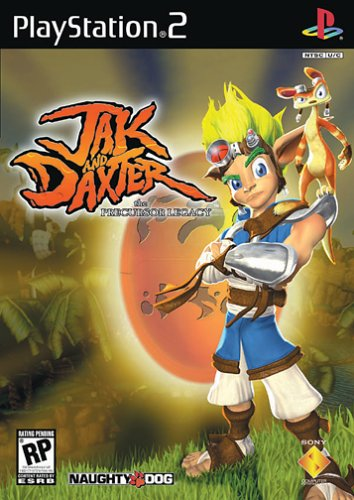 Jak and Daxter the Precursor Legacy on Playstation 2