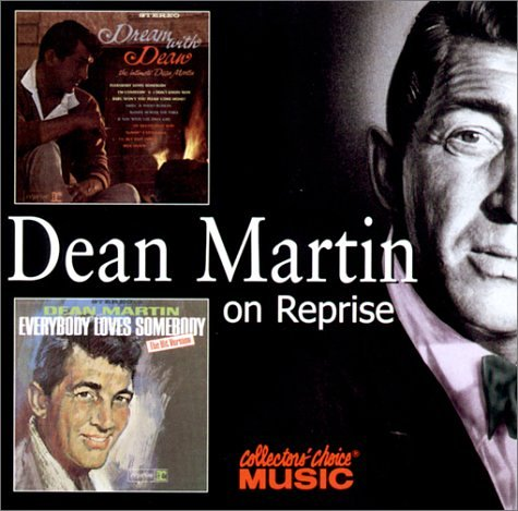 DEAN MARTIN - Dream with Dean/Everybody Loves Somebody - Zortam Music