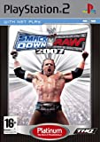 WWE SmackDown vs. RAW 2007 (PS2 - Platinum)