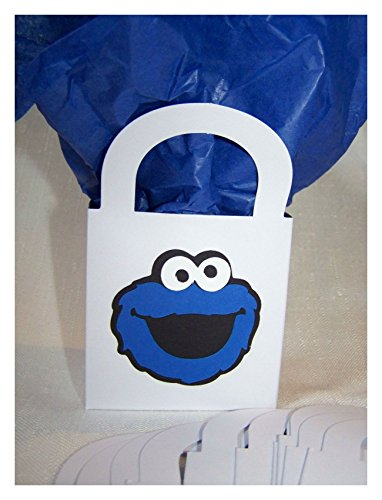 Set o (Cookie Monster Party Supplies)