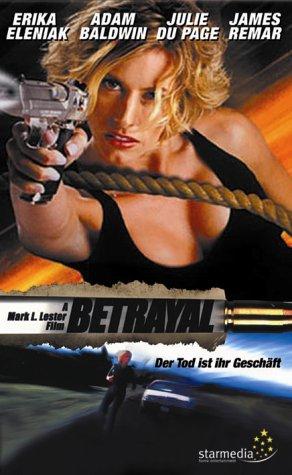 Betrayal - Der Tod ist ihr Geschäft [VHS]