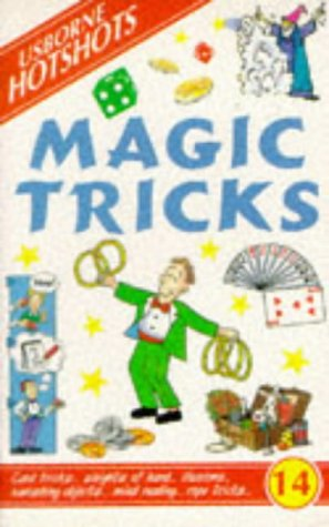 Usborne Hotshots Magic Tricks (Hotshots Series , No 14)