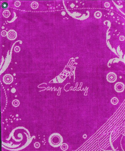 sassy-caddy-womens-golf-towel-pink-white