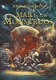 Percy Jackson. El mar de los monstruos (grafica) (Spanish Edition)