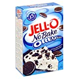 Jell-O No-Bake Oreo Dessert, 12.6-Ounce Boxes (Pack of 5)