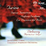 Music of Turina & Debussy (Hybr)