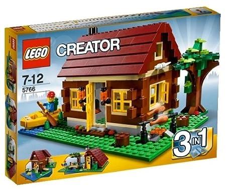 Lego Creator - 5766 - Jeu de Construction - La Maison en Forêt