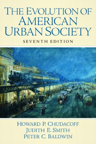 The Evolution of American Urban Society, 7th Edition