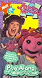 Allegras Window: Play Along With Allegra & Friend [VHS]