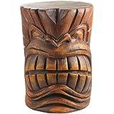 Design Toscano The Kanaloa (Teeth) Grand Tiki Sculptural Table