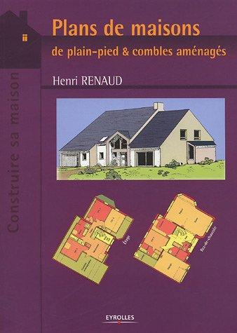 Plans de maisons de plain pied combles am nag s m diath que de saran catalogue for Plan de combles amenages