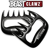 Pulled Pork Claws - Meat Claws - Shredder Bear Claws - BBQ Shredding Forks - Meat Handler Pulling Forks