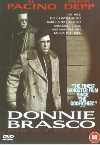Donnie Brasco (1997) [DVD]