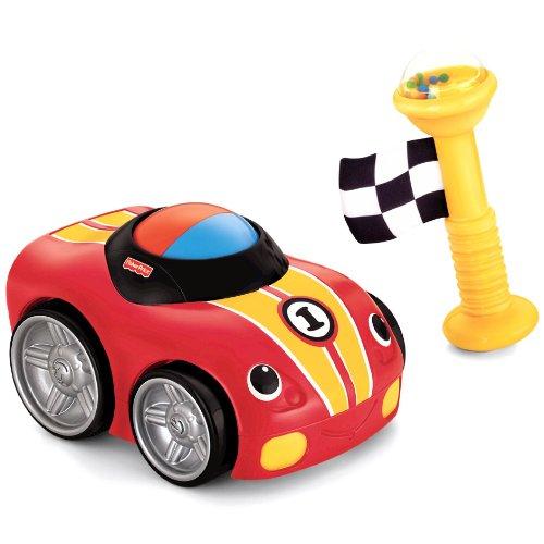 Fisher-Price Shake and Crawl Racer