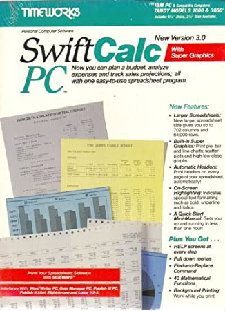 SwiftCalc PC