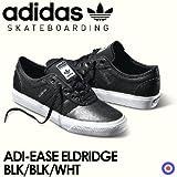 [アディダス] adidas Q33213 ADI EASE ELDRIDGE (BLK/BLK/WHT) 【26.0cm】