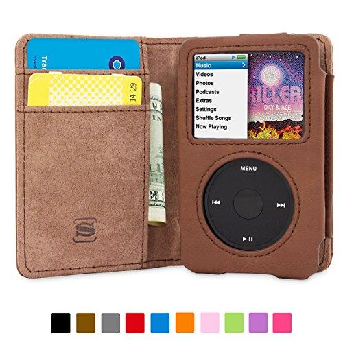 snugg-ipod-classic-funda-marron-de-cuero-con-tapa-funda-billetera-con-tapa-para-tarjetas-atril-e-int