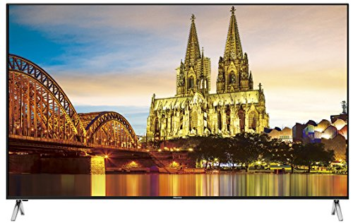 Hisense HE58KEC730 146 cm (58 Zoll) Fernseher (Ultra HD, Triple Tuner, DVB-T2 HD, Smart TV)