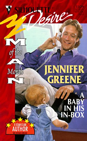 Baby In His In - Box (Man Of The Month) (Desire), Jennifer Greene