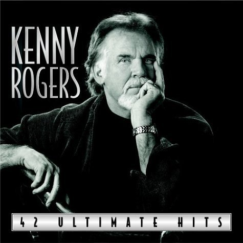 KENNY ROGERS - 42 Ultimate Hits [+2 Bonus] - Zortam Music