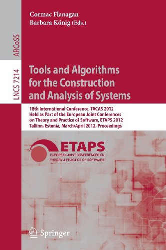 Tools and Algorithms for the Construction and Analysis of Systems: 18th International Conference, TACAS 2012, Held as Pa