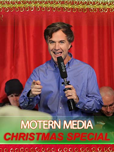Motern Media Christmas Special on Amazon Prime Video UK