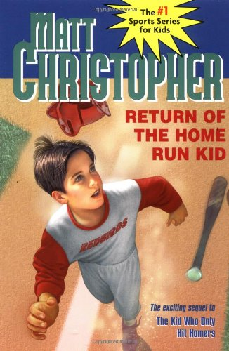 Return Of The Home Run Kid (Matt Christopher Sports Classics)