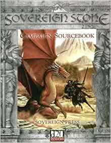 Sovereign Stone Campaign Sourcebook (D20 System): Sovereign Press