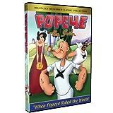 Popeye the Sailor: When Popeye Ruled the World