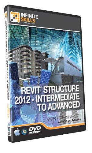 Infinite Skills Advanced Revit Structure 2012 - Training DVD (PC/Mac)