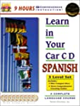 Learn In Your Car CD Spanish: 9 CDs,...