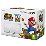 Nintendo 3DS - Console, Bianco Ghiaccio + Super Mario 3D Land [Bundle]di Nintendo