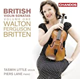 British Violin Sonatas Vol. 1
