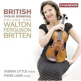 Violin Sonata: I. Allegro tranquillo