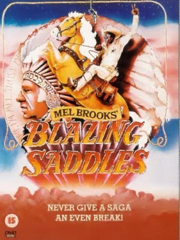 Blazing Saddles [1974] [DVD]