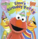 Elmo's Birthday Party (Touch-and-Feel) (0375821902) by Random House