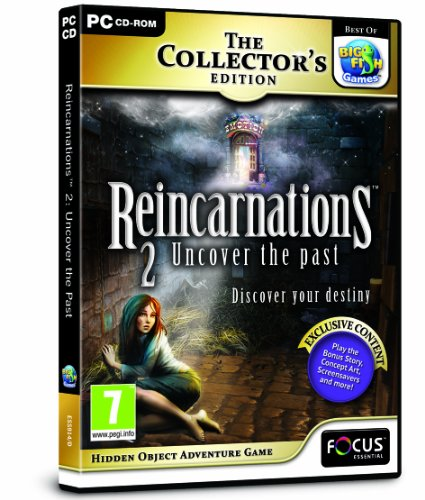 Reincarnations 2 Uncover the Past Collectors Edition (PC)