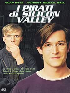 I pirati di Silicon Valley [Import italien]