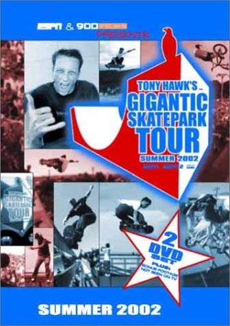 Tony Hawk's Gigantic Skatepark Tour Season [DVD] [2002] [Region 1] [US Import] [NTSC]