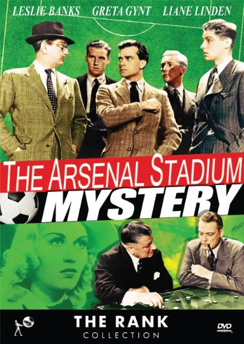 Cover art for  The Arsenal Stadium Mystery