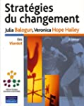Strategies du changement 2/e �dition